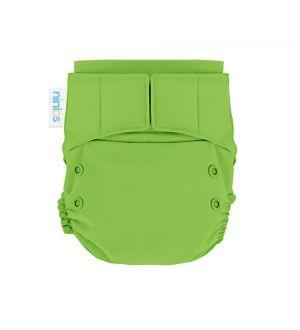 Pañal ecológico verde
